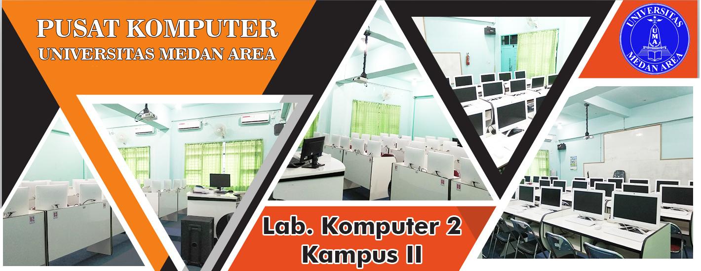 Lab Komputer 2 Kampus 2